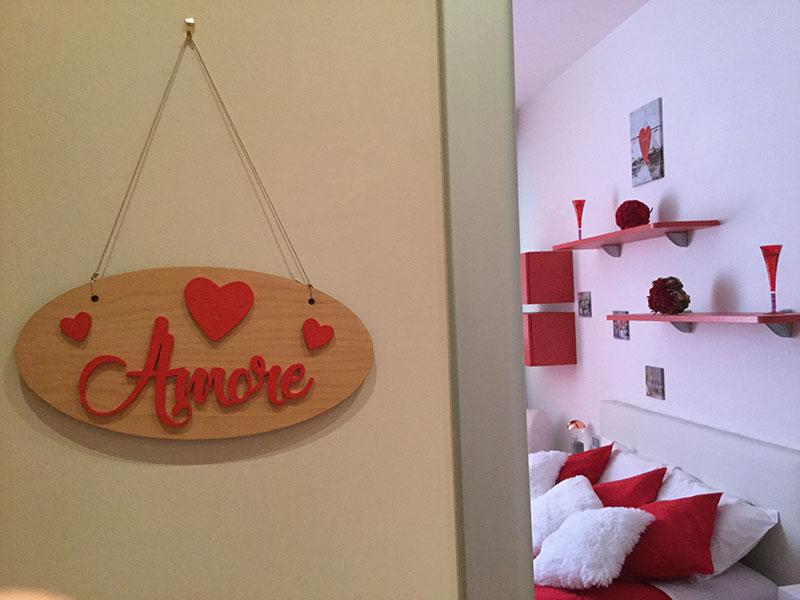 camera amore